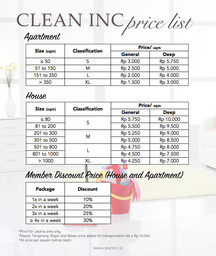 Thumb clean inc new pricing
