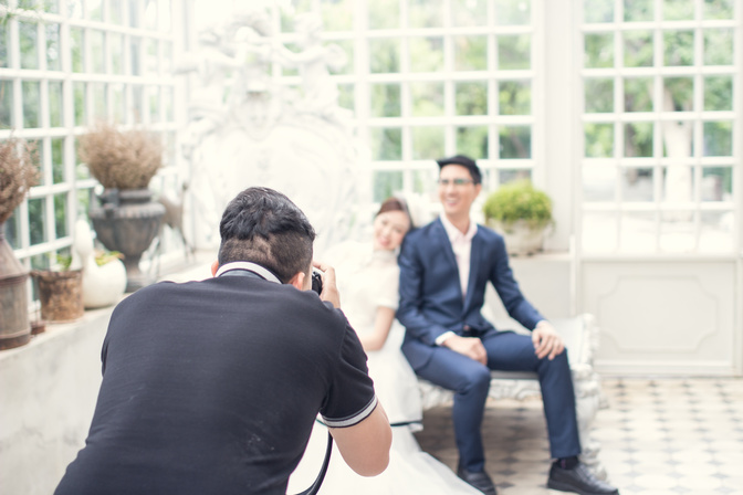 Fotografer Pre-Wedding